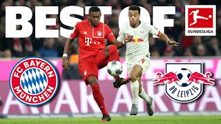 A Real Top Match - Best of RB Leipzig vs FC Bayern München