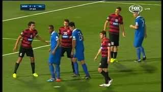 ACL 2014 Final 1st Leg: Western Sydney Wanderers vs Al Hilal Highlights (1/4) 2017 Video