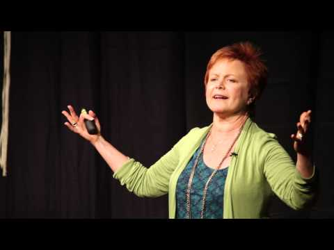Safe inside yourself: Cynthia Loy Darst at TEDxOlympicBlvdWomen