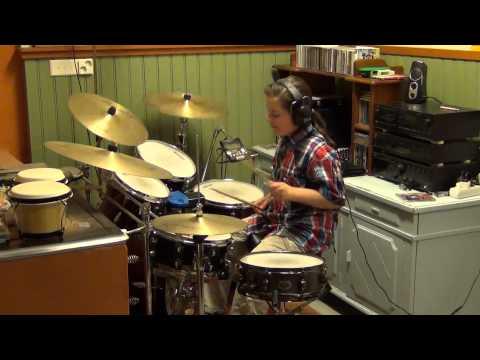 Kaija Koo - Tinakenkätyttö - Drum Cover