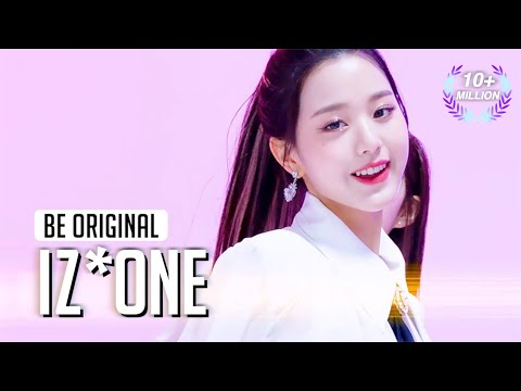 [BE ORIGINAL] IZ*ONE '환상동화(Secret Story of the Swan)' (4K)