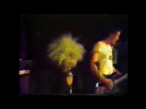 Bizkids Live, Het Witte Theater, IJmuiden - Holland, 1981