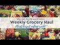 Plant Based Eating Grocery Haul & Meal Plans | Weight Watchers Freestyle