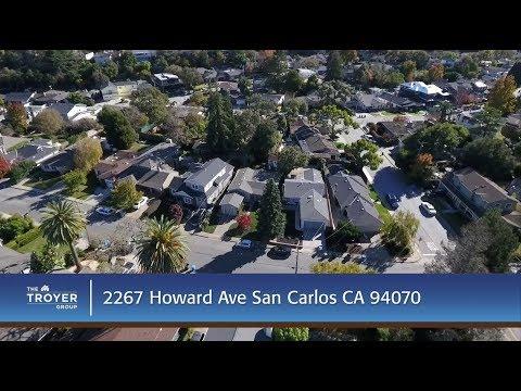 2267 Howard Avenue San Carlos, CA 94070