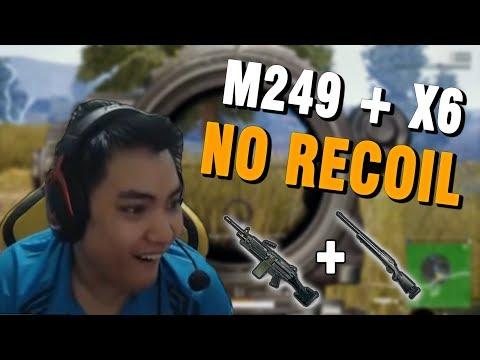 RIP113 Squad cùng trẻ trâu sấy M249 x6 no recoil+ M24!