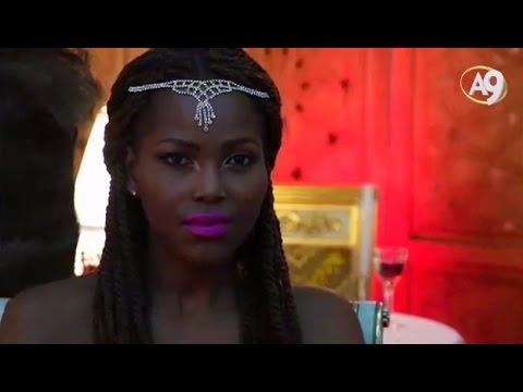 A9 TV'deki hanımların güzellikleri, kadehler, müzik ve dans cennete olan özlemden kaynaklanıyor
