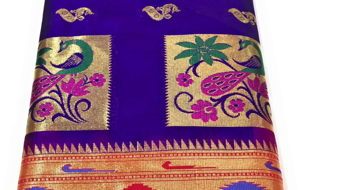 Kathapadarachi Saree Blouse Design