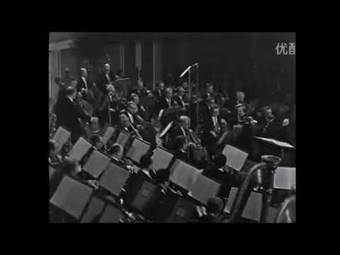 "R. Strauss ""Burleske D minor"" Nikita Magaloff/Karl Böhm"