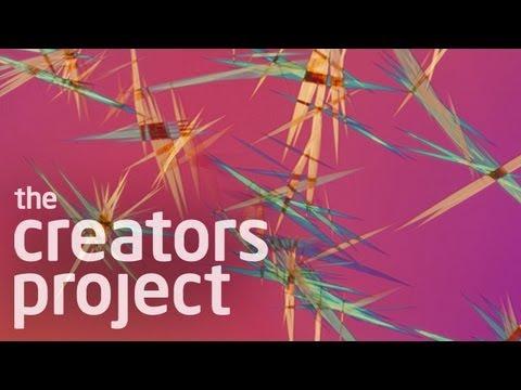 Creating The Microscopic Art Of Jon Hopkins' Immunity