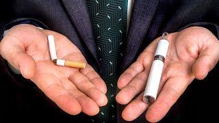 【衝撃】タバコと電子タバコ どちらの方が体に悪いのか?