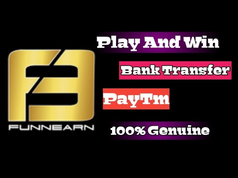 FunnEarn Apk || How To Earn Free PayTm Cash || In Hindi || Tricks Hoster