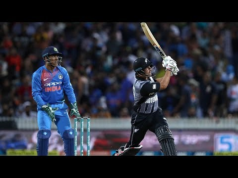 Cricbuzz LIVE: NZ v IND, 3rd T20I, Mid-innings show