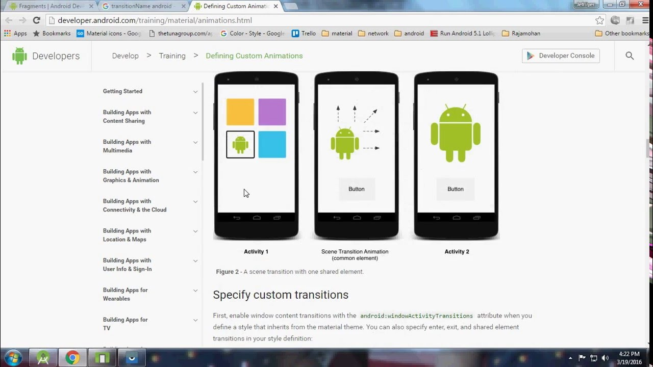 android tutorial 8 # android fragment - session three android studio