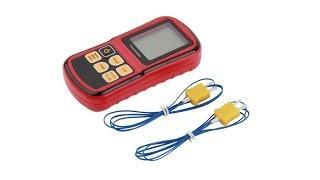 Двойной термометр. Тест-обзор Benetech GM1312