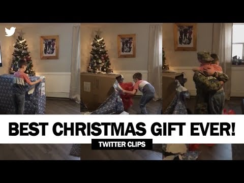 None - Little Boy's Reaction To Christmas Gift..PRICELESS