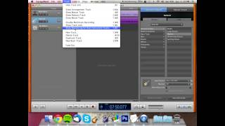 Home Recording - Using An Interface w/ Garageband Tutorial