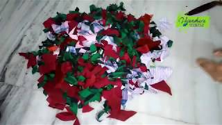 The Best Out Of Waste Clothes || How To Make Pillow With Waste Clothes || How To Sew Pillow