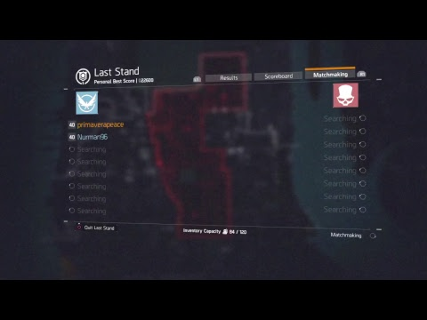 the division matchmaking too long