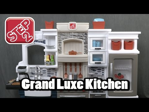 Grand Luxe Kitchen from Step2