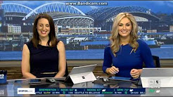 KCPQ Q13 Fox News This Morning at 9am open September 16, 2016