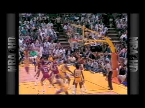 1982 NBA Finals:L.A. vs Philly