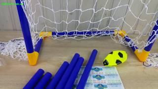 видео Футбольные ворота
