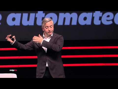 Keynote: Dominique Delport, Havas/Vivendi - MIPTV 2016