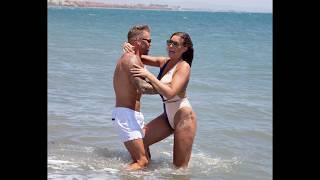 Jessica Shears Hot Beach Photos
