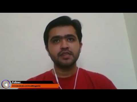 Exclusive interview with Muhammad Ismail​ | Pro Blogger | Founder at www.cartvela.com