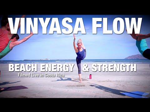 Beach Energy & Strength Yoga Class - Five Parks Yoga
