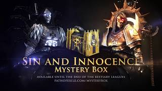 The Sin and Innocence Mystery Box
