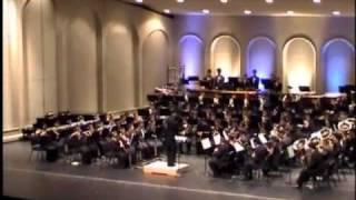 White Rose March - Sousa - Moanalua High School - 2007 Aloha Concert