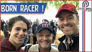 How I got Dudu Barichello a ride up the FoS Hill Climb [Rubens Barrichello]