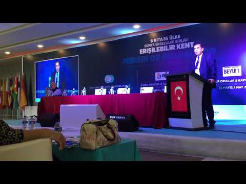 Global accessible tourism congress - World Disability Union (1)