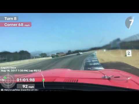 John Morton's Fastest Lap RMMR 2017