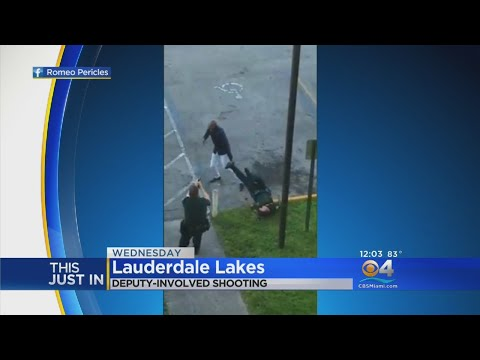 Video Shows Fatal BSO Deputy-Involved Shooting in Lauderdale Lakes