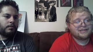 Volbeat - When We Were Kids DUAL REACTION!!