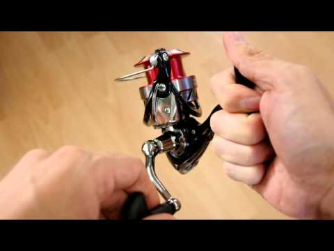 f91ed7fb3cc Daiwa Ninja A - YouTube