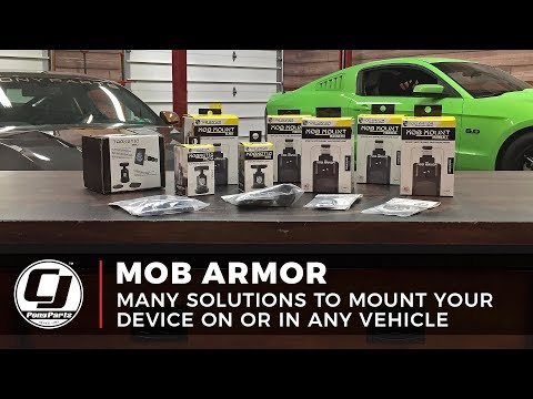 MOB ARMOR | Phone, Tablet And GoPro Mounting Solutions For Your Vehicle