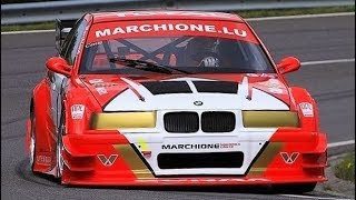 9.000Rpm BMW 320i STW E36 || Onboard NA Touring Car Monster