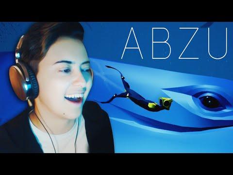 ABZU - VISUALLY STUNNING, AN UTTER JOY! | Full Game Let's Play!