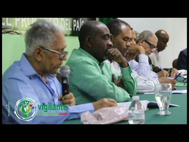 Díaz Jáquez confía la Fuerza del Pueblo sea un partido de masas