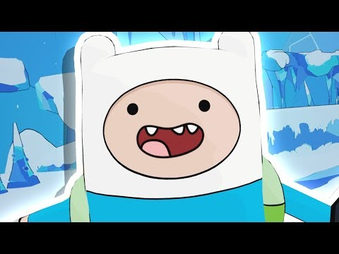 BRAND NEW ADVENTURE TIME GAME!!!