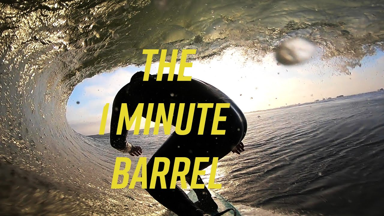 Getting barrelled for 1min in Namibia | Von Froth Ep 9