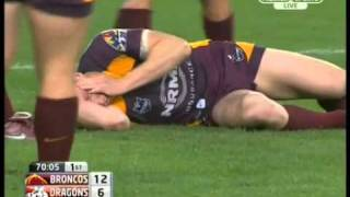 Lockyer Final Home Game vs Dragons