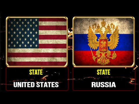 United States Vs Russia - Army/Military Power Comparsion And Other Statistics 2020