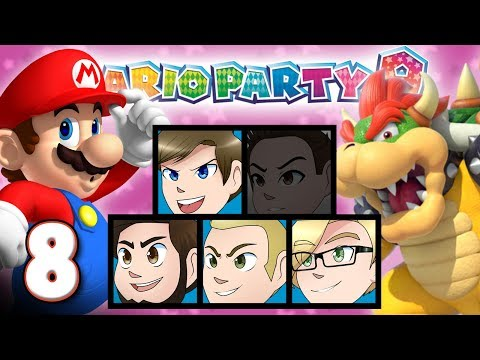 Mario Party 9: Nothing Even Matters - EPISODE 8 - Friends Without Benefits HD