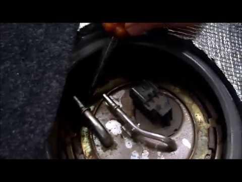Замена клапанной прокладки ланос