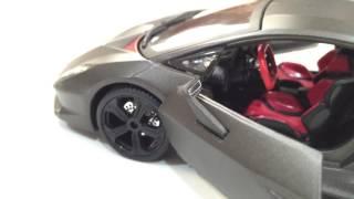 Bburago 1:24 Lamborghini Sesto Elemento Diecast Review