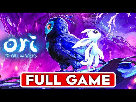 ORI AND THE WILL OF THE WISPS Gameplay Walkthrough Part 1 FULL GAME [1080p HD 60FPS] – No Commentary